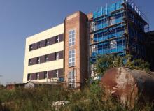 Из сэндвич-панелей INTECO Construction будет построено офисно-складское помещение ООО «София ЛТД» в Софиевской Борщаговке