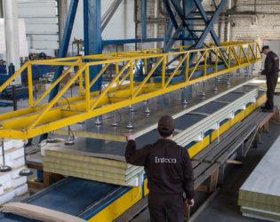 В апреле 2019 года продукция компании INTECO Construction успешно прошла испытания на токсичность продуктов горения и дымообразующую способность