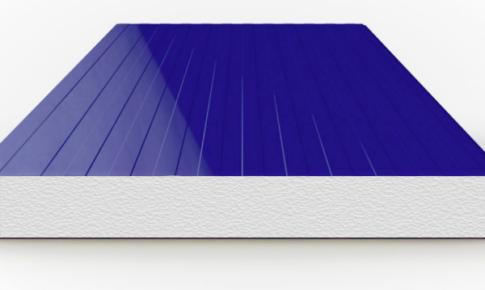 Сэндвич-панель стеновая Inteco С100ПП