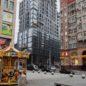 Сэдвич-панели INTECO construction использованы при строительстве современного ЖК в г.Днепр